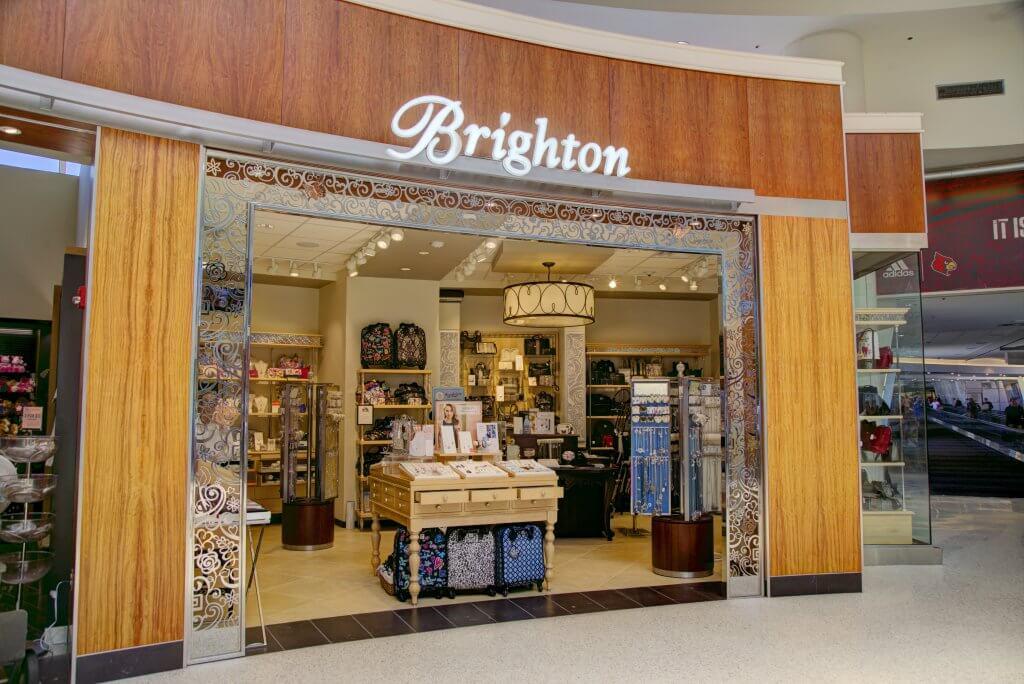 Brighton in Louisville Muhammad Ali International Airport