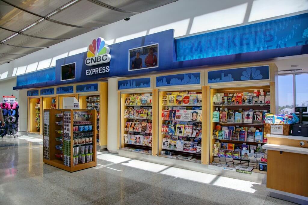 CNBC Express Louisville Muhammad Ali International Airport